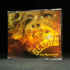 The Slides - Can You Feel It? - music cd EP