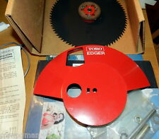 """Toro The Edger 80 Tooth Blade cover  #59125 for 21"""" Side Discharge Mowers w fwd"""