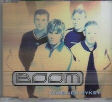 (BB960) Boom, Viimeinen Syksy - 1998 CD