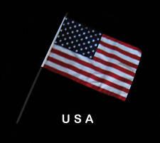 USA American Hand Waver Flag - 30x45cm