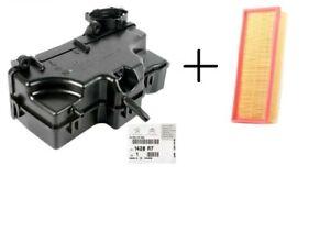 Boîtier de filtre + Filtre à air Citroen C2 C3 C4 Peugeot 206 307 407 1.6 HDi
