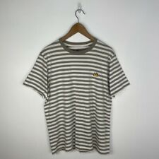 Basquiat Uniqlo Stripe Shirt Men Size Large