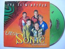 THE ELIMINATORS  -   ULTRA  SONIC  SURF  GUITARS  -   Eliminator Rock  102 CD