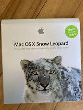 Apple Mac OS X Snow Leopard - MC573Z/