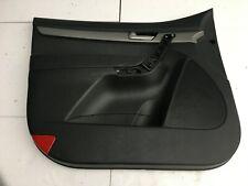 KIA SORENTO II RHD FRONT LEFT DOOR TRIM PANEL BLACK OEM 82301-2P430AND