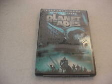 Planet of the Apes (Dvd, 2003, 2-Disc Set) Mark Wahlberg