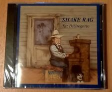 TAZ DIGREGORIO Shake Rag (CD neuf secellé/sealed) CHARLIE DANIELS BAND,blues