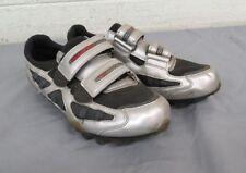 Diadora Silver Mountain Bike Cycling Shoes w/Cleats US Women's 8 EU 39 GREAT