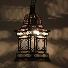 Oriental Linterna Marroquí Farol Colgante Lámpara Lámpara Colgante carrr CLARO
