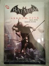 Batman - Arkham City - Hardcover (DC Comics)