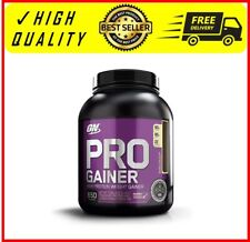OPTIMUM NUTRITION Pro Gainer Weight Gainer Protein Powder, Double Rich Chocolate