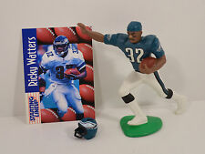 1997 Ricky Waters #32 Home Jersey Philadelphia Eagles Starting Lineup Football