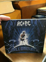AC/DC BALLBREAKER  REMASTERED  CD ALBUM