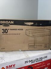 New listing Broan 413002 Range Hood - Duct Free 30�- Bisque Color