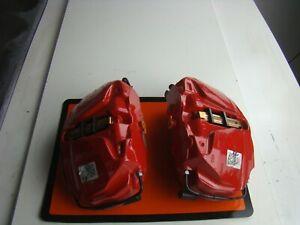NEU Original Audi A4 A5 Q5 Bremssattel rot links + rechts 8W05EM 8W06EM
