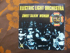 "SP ELECTRIC LIGHT ORCHESTRA ""Sweet Talkin' Woman"" United Artists JTXW 1145(1977)"