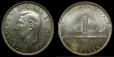 1939 Canada 1 One Silver Dollar King George VI MS-62