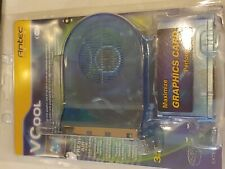 Antec VCool Expansion Slot VGA Cooler 3 Speed Maximize Graphics Card Performance