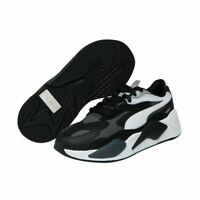 PUMA RS X3 PUZZLE 37157013 Shoes Sneakers Puma Black Puma White Genuine RSX3
