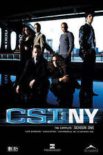CSI: New York - The Complete First Seaso DVD