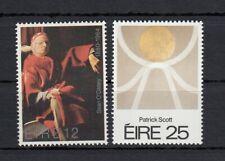 (54230) Ireland MNH Anniversaries Patrick Scott / Sean O'Casey 1980