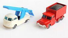2 x Husky VW Type 1 Pick Up Truck & Guy Warrior Coal Truck Excellent Original