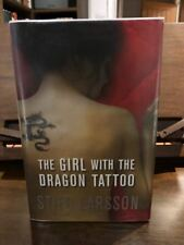 The Girl with the Dragon Tattoo, Larsson, Maclehose, 2008, First / First