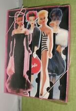 1194 Barbie Doll Galmour Dream Collection Greeting Cards 4 Different Designs