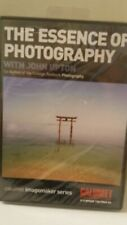 The Essence of Photography with John Upton DVD 2008 Calumet Brand New--SEALED!!