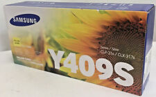 Samsung CLT-Y409S Series CLP-31X CLX-317X Yellow Toner Cartridge Original