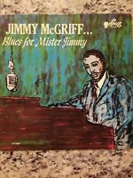 JIMMY MCGRIFF: Blues For Mister Jimmy LP  Jazz LP1039 FREE S/H