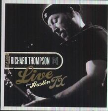 Richard Thompson - Live from Austin TX [New CD] Jewel Case Packaging