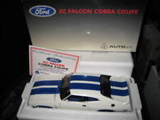 BIANTE AUTOart 1/18 FORD XC FALCON COBRA COUPE V8 5.8L OLD SHOP STOCK  #72751