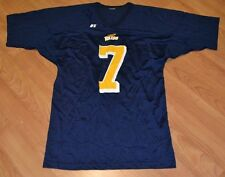 Vintage University Of Toledo Rockets Game Cut Football Jersey #7 Gradkowski 44