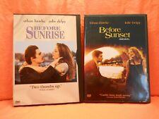 Before Sunrise/Before Sunset (Dvd, 2004, 2-Disc Set, Back to Back) #2514