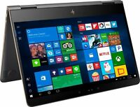 "HP Spectre x360 AC033DX 2-in-1 13.3"" 4K Touch-Screen Laptop - Core i7, 512GB SSD"