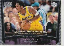 1998-99 Upper Deck Kobe Bryant