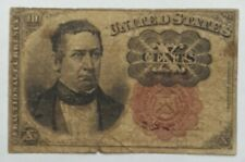 FR 1265 10 Cent Fractional Currency Note 5th Issue 10c