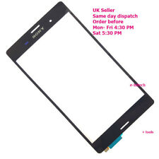 Sony Xperia Z2 Digitizer Touch Screen Glass D6502 D6503 D6543 Black Replacement