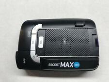 Escort Max 360 Radar Laser Detector w/ Blendmount Mirror Mount