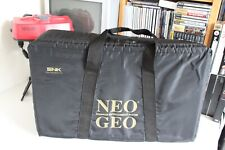 SNK NeoGeo Official AES Carry Bag Duffle Bag Pink Mint