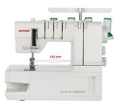 JANOME CoverPro 2000 CPX Coverstich - Nähmaschine