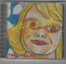 Set for Life by The Villas (CD, 2003) New/Sealed, Free Shipping !!!