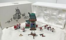 Dept 56 Heritage Village Peppermint Skating Party 56363 Complete set of 6 w/ box