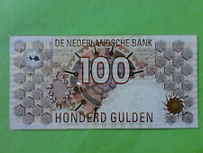 Netherlands $100 Gulden 9 January 1992 (aUNC), 1166090319