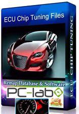 ECU Chip tuning files Remap 65000 files  + software Digital download version