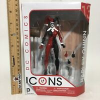 DC Comics Icons Batman's Harley Quinn #13 Action Figure Figurine NEW Hammer READ