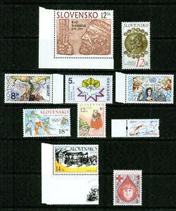 SLOVAKIA  -1994-2004 – COLLECTION -VF**