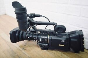 JVC GY-HD250 HD Camcorder w/ Lens in excellent condition (church owned)