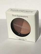 Bodyography Duo Expressions Copper Mist, 0.14 oz.